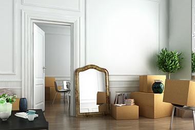 House packing and unpacking services