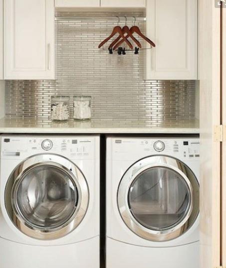 Organised laundry
