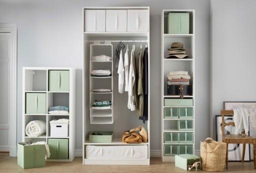 10 Wardrobe Organising Tips