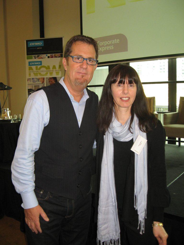 Peter Walsh and Natalie Morey