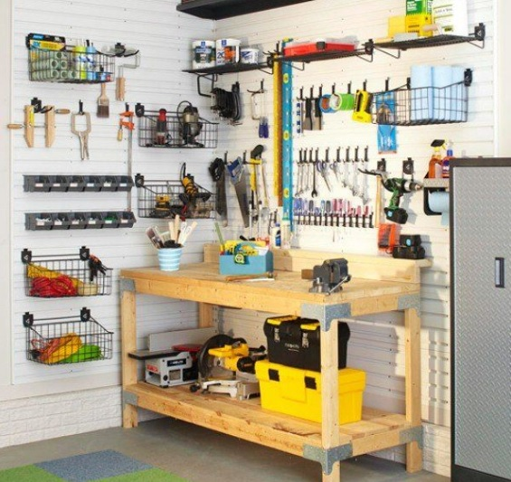 Organised Tools